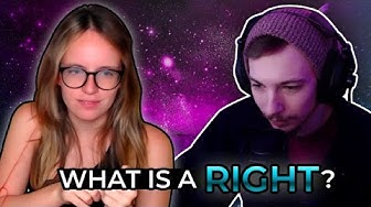 Do rights exist without state? - Pxie vs MindWavesTV debate