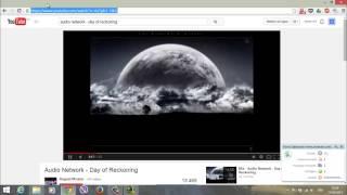 Donwloading Audio files from YouTube using JDownloader 2 Beta