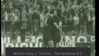 Italian Serie A Top Scorers: 1976-1977 Francesco Graziani (Torino) 21 goals