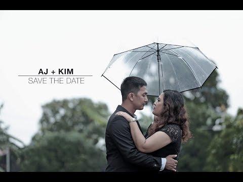 Nextgen Films - AJ + KIM Save the Date
