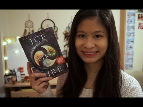 Ice Like Fire by Sara Raasch | Spoiler Free Review |