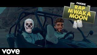 KALASH -  Mwaka Moon ft.  Damso (Parodie Fortnite)