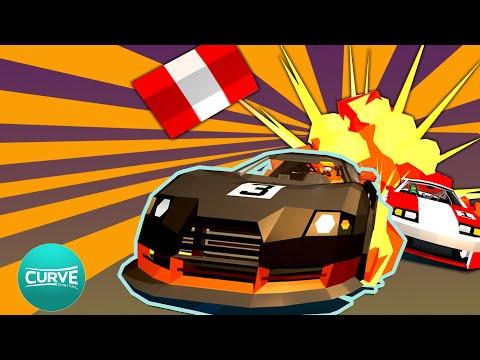 Hotshot Racing | Big Boss Bundle Launch Trailer | Curve Digital