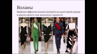 Модные тенденции весна-лето 2013: одежда, аксессуары