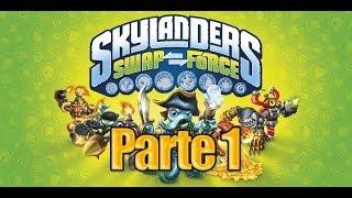 Skylanders Swap Force - Parte 1 - Español
