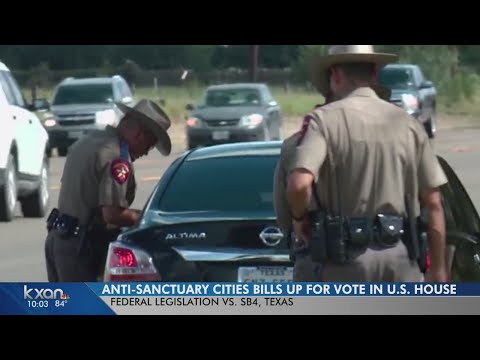 U.S. House to vote on controversial immigration bills, ahead of SB4 hearing