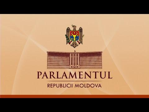 Şedinţa Parlamentului Republicii Moldova 06.07.2017