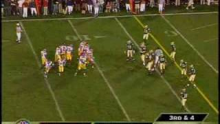 USC vs. Notre Dame 2005 The Final Drive