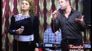 Flora Gashi & Valon Berisha live ne emisionin konaku 2