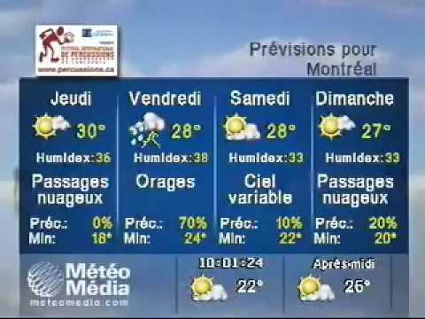 meteomedia pour pc