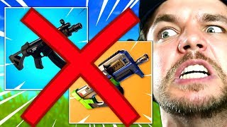 PATCH SMG and NEW SPECIAL ARME on FORTNITE BATTLE ROYALE!!