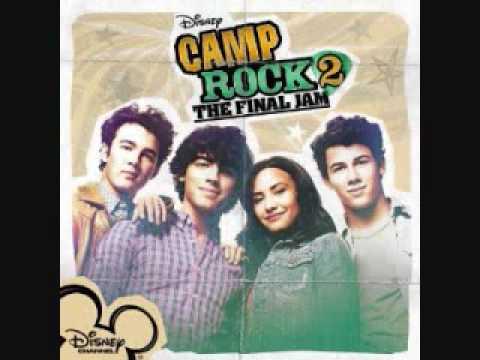 Camp rock 2 mattew mdot finley & meaghan martin tear it down.