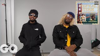 T-Storm Breaks Down Their Most Iconic Tracks GQ Parody I Dormtainment Skit