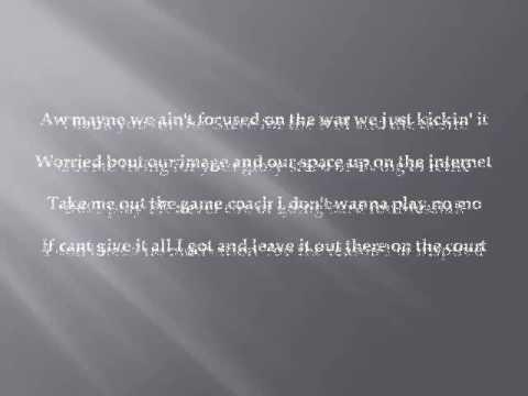 Go Hard Lecrae Lyrics