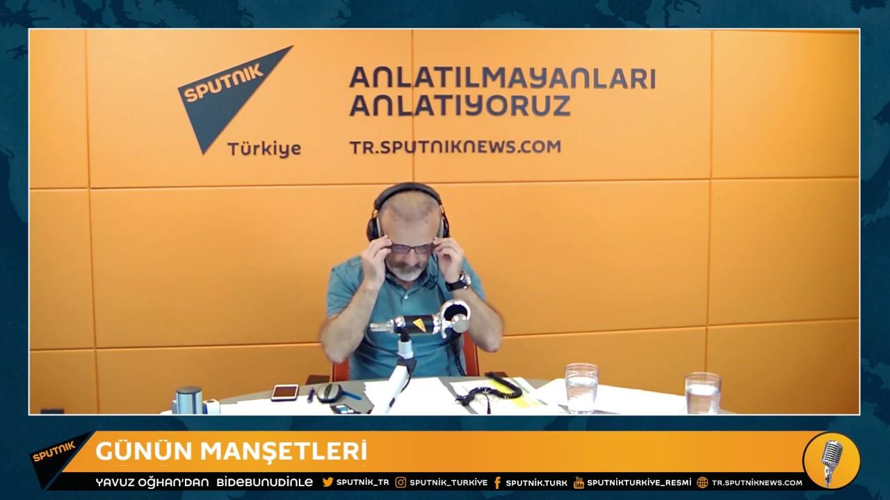 Sputnik Radyo Bide Bunu DinleTürkiye İzle: AK Parti'li Güler: İtiraz edilen sandıklarda AK Part