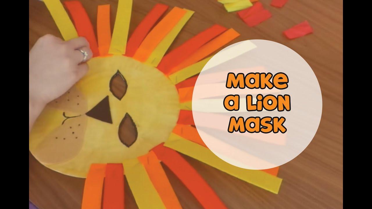 lion mask for kids wwwpixsharkcom images galleries