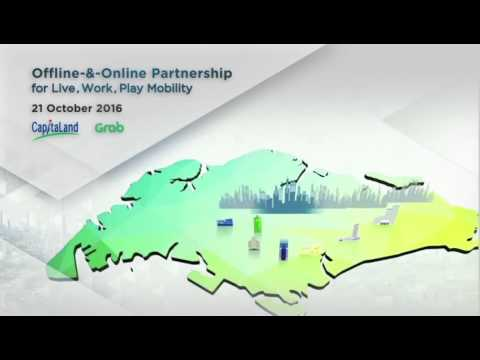 Retail News - Offline & Online Partnership for Live Work Play Mobility