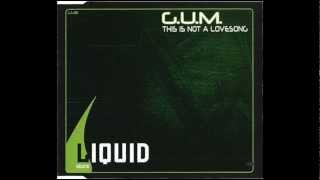 G.U.M. - This is not a lovesong (2002 Tandu remix)