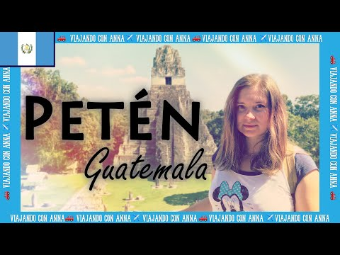 TIKAL ♥️ ISLA de FLORES ♥️ PETENCITO   Petén   Guatemala   ANNA la Ucraniana