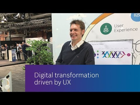 How UX guides the digital transformation of linear motion technology