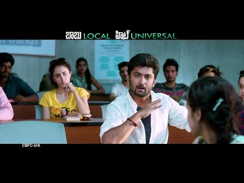 Nenu Local Universal Hit Trailer 1-Nani, Keerthy Suresh