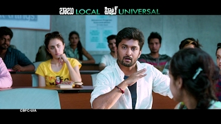 Nenu Local Universal Hit Trailer 1  -  Nani, Keerthy Suresh