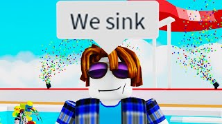 The Roblox Cruise Experience
