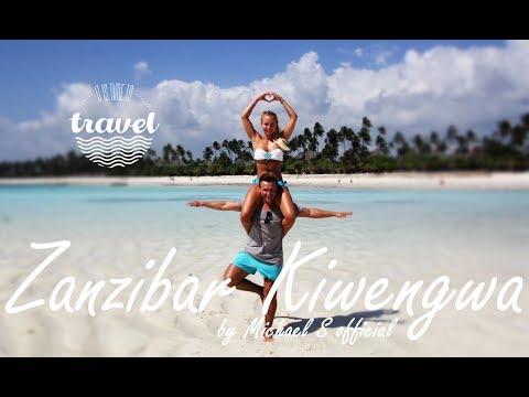 ZANZIBAR - Kiwengwa Beach / 🌴 Travel Vlog 🌴