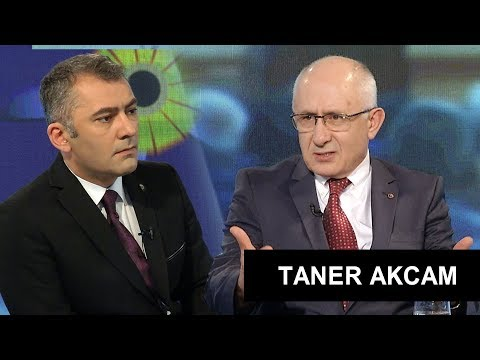Banadzev. Taner Akcam, historian and sociologist
