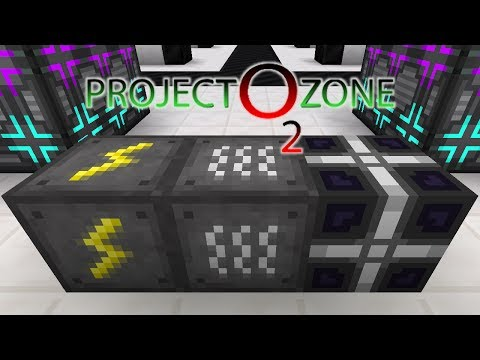 Project Ozone 2 Kappa Mode - CREATIVE POWER/STEAM [E96] (Modded Minecraft Sky Block)