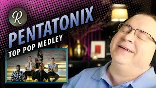 """Pentatonix Reaction 