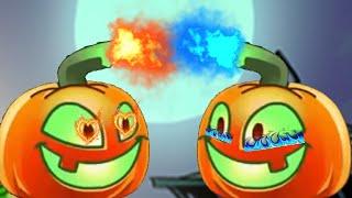 Plants vs. Zombies 2: Jack O' Lantern On fire(Halloween Special!)