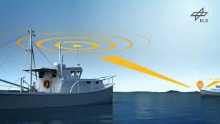 Sicherheit in der Schifffahrt - das Empfangssystem AIS-Plus (Animation)