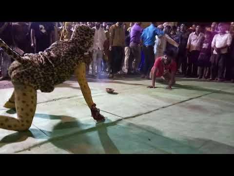 Sagar Sher Dance Maa Sherawali Commety