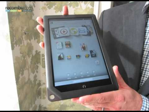 Barnes and Noble Nook HD Plus hands-on