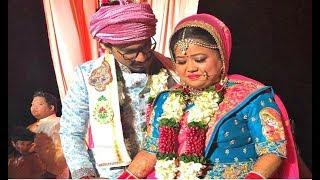 Bharti Singh Wedding Video - Saat Phere Ceremony