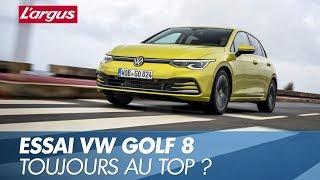 Essai Volkswagen Golf 8 1.5 TSI 130 ch