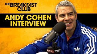 Andy Cohen Dishes On Kim Zolciak, Talks The Gay Spectrum, Love Connection + More