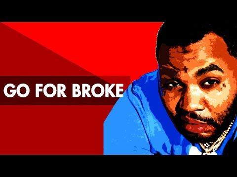 """GO FOR BROKE"" Trap Beat Instrumental 2018   Hard Dark Rap Hiphop Freestyle Trap Type Beat   Free DL"