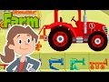 Kids Games Fun Play Dinosaur Farm Tractor Kids Games