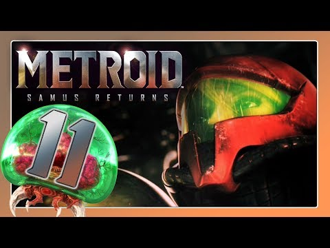🔴 METROID: SAMUS RETURNS Part 11: Plasma-Beam, Gravity-Suit & Screw Attack
