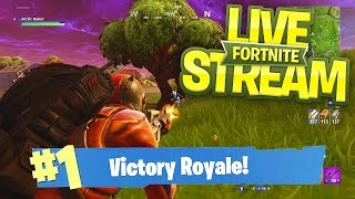 FORTNITE BATTLE ROYALE - PLAYING WITH SUBS!