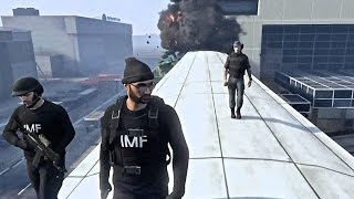 """GTA 5: """"GONE ROGUE"""" (The Improbable Missions Force)"""