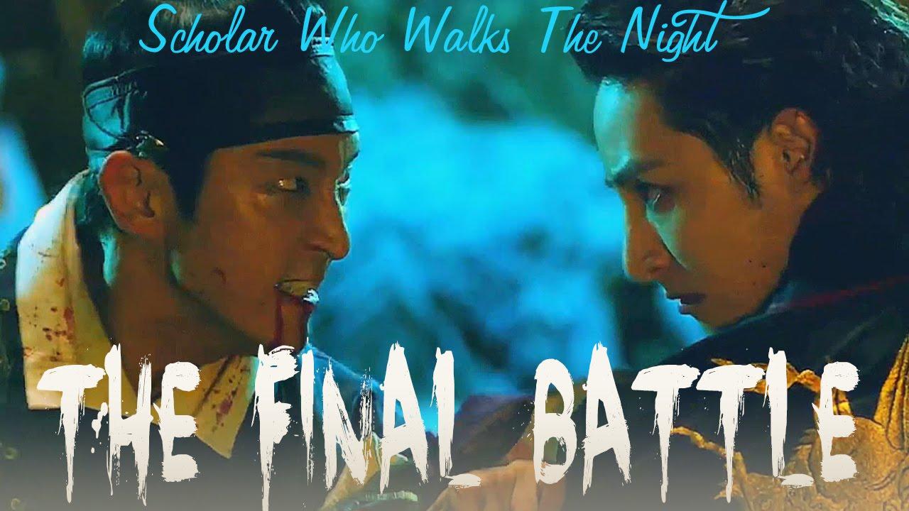 Download [HD]밤을 걷는 선비❤Scholar Who Walks The Night ❤Sungyeol & Gwi ❤The Final Battle ❤이준기 Lee Joongi