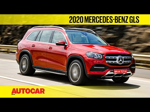 EXCLUSIVE: 2020 Mercedes-Benz GLS Review - The S-Class of SUVs?   First Drive   Autocar India