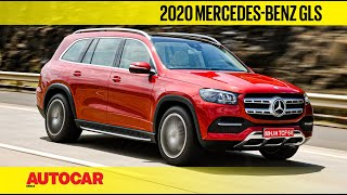 EXCLUSIVE: 2020 Mercedes-Benz GLS Review - The S-Class of SUVs? | First Drive | Autocar India