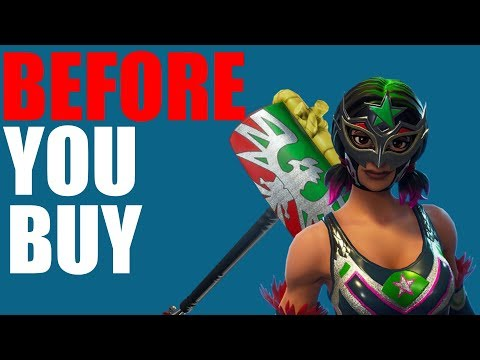DYNAMO & PILEDRIVER - Before You Buy/Review/Showcase (GAMEPLAY) - Fortnite Skins