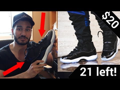 NameBran Parody: BUYING AIR JORDAN SPACEJAM 11s OFF INSTAGRAM ADS!!! THEYRE REAL!!! (NOT CLICKBAIT)