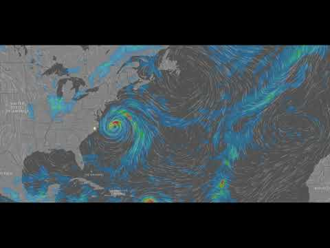 Hurricane Maria Hurricane Jose AM UPDATE Tues 9-19-17