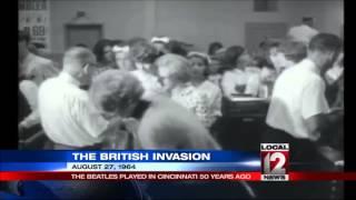 Video The Beatles played Cincinnati 50 years ago download MP3, 3GP, MP4, WEBM, AVI, FLV Juli 2018